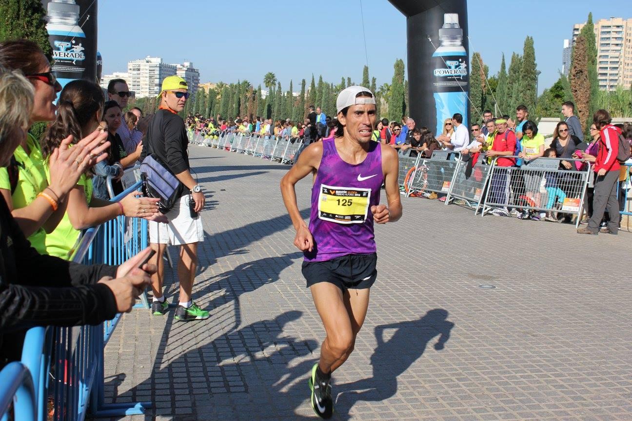 Miguel Barzola Rio 2016 Entrevista locos por correr
