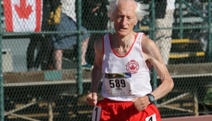 Ed Whitlock - Locos por correr