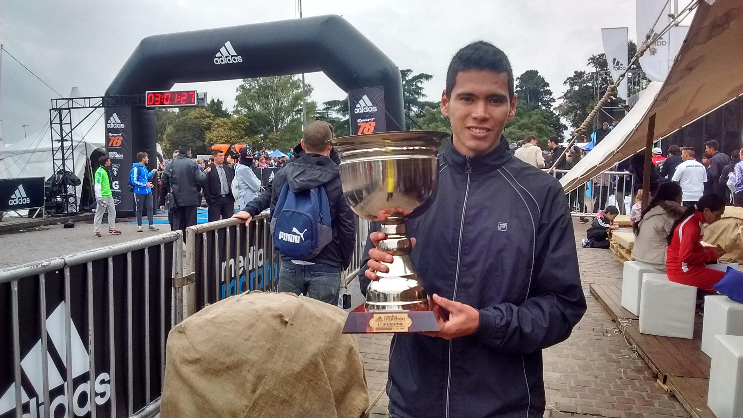 Entrevista Marcelo Fabricius Locos por correr