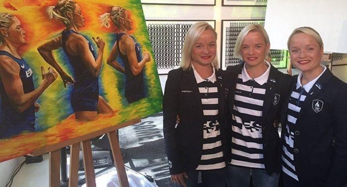 Las hermanas Luik, trillizas olímpicas - Locos por correr