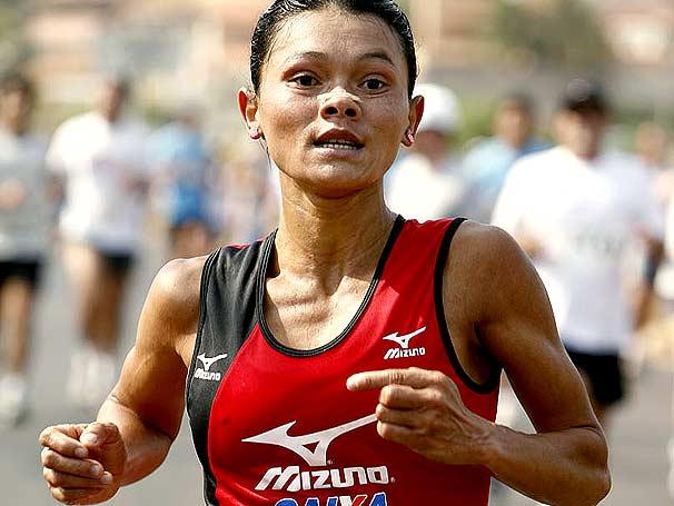 Marily dos Santos Locos por correr Rio 2016 01