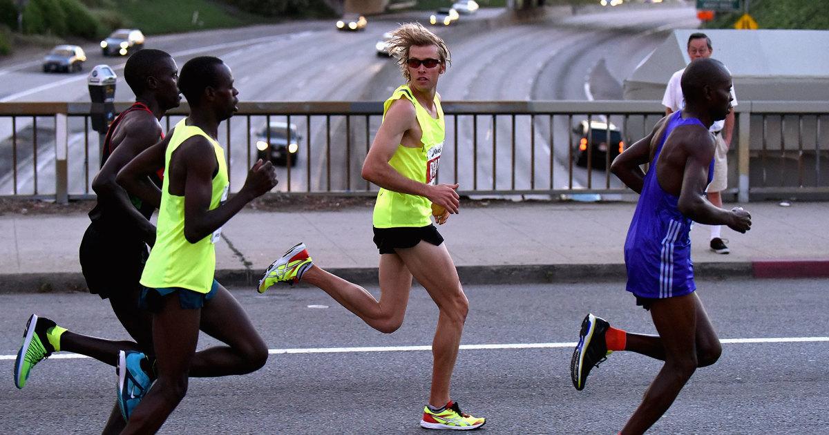 Ryan Hall corredor - Locos por correr