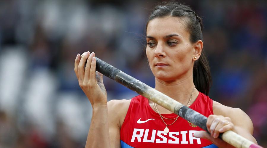 Rusia no se rinde - suspención de los Juegos Olímpicos - Yelena Isinbayeva - Locos por correr