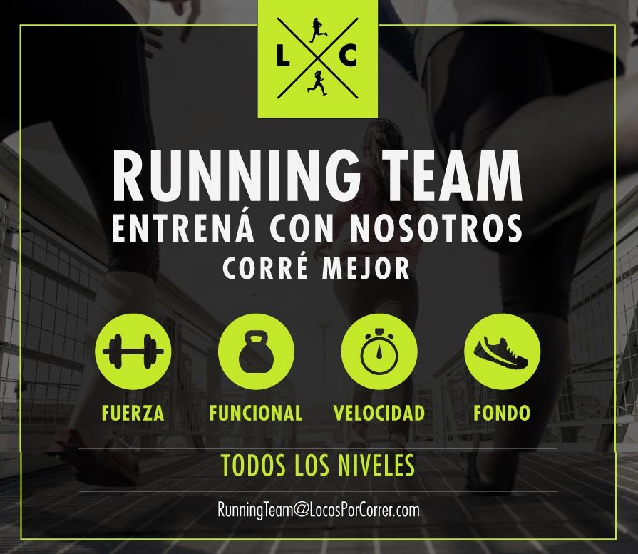 Locos Por Correr Running Team Buenos Aires 2