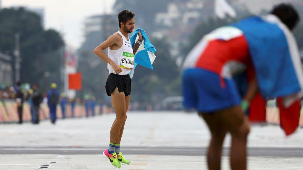 Federico Bruno olimpico rio 2016 entrevista locos por correr 01