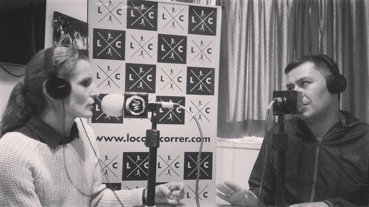 Griselda Gonzalez entrevista locos Por Correr 04