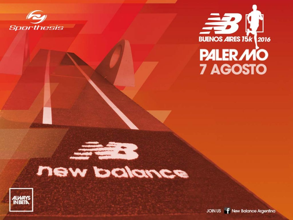 New Balance 15k Locos Por Correr Sportsfacilities