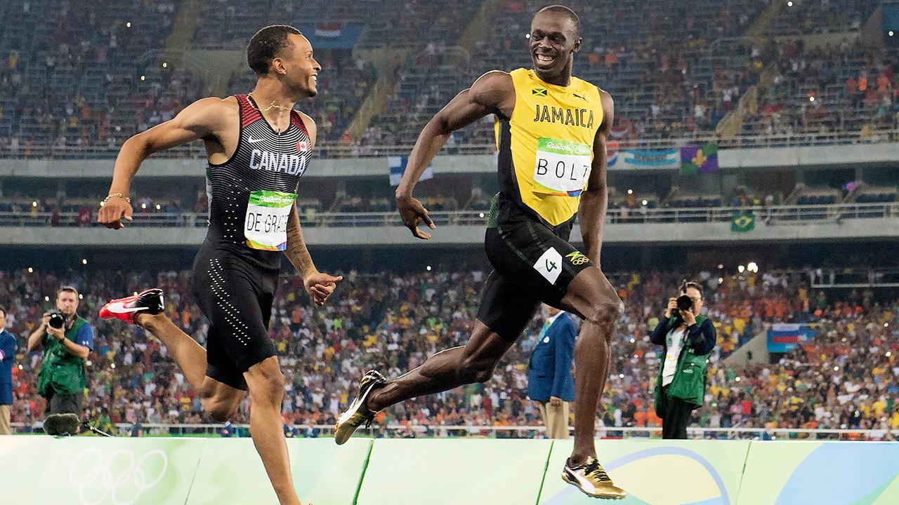 USain bolt medalla de oro rio de janeiro video locos por correr 02