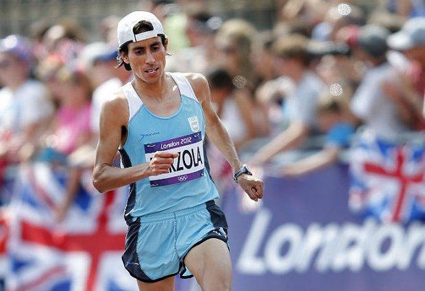 Miguel Barzola Juegos Olimpicos Londres 2012 Locos Por Correr