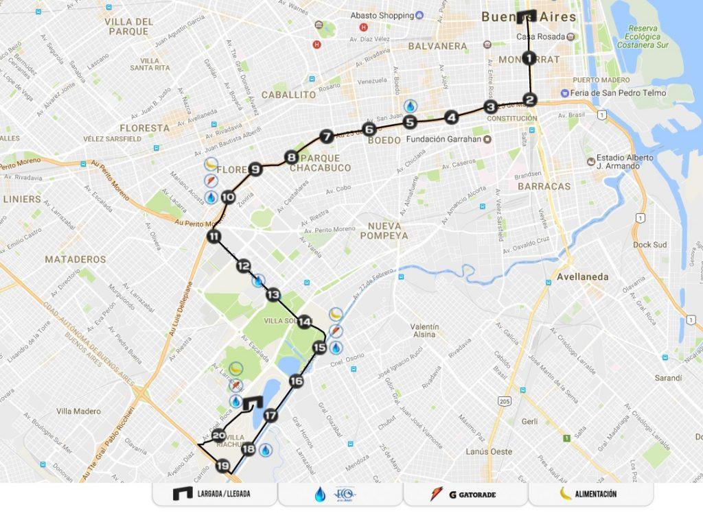 21k de Norte a Sur 2017 fecha inscripciones fotos resultados calendario de carreras running Locos por correr 07