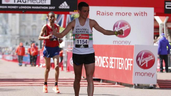 Josh Griffiths Maraton Londres London Marathon Locos Por Correr 01