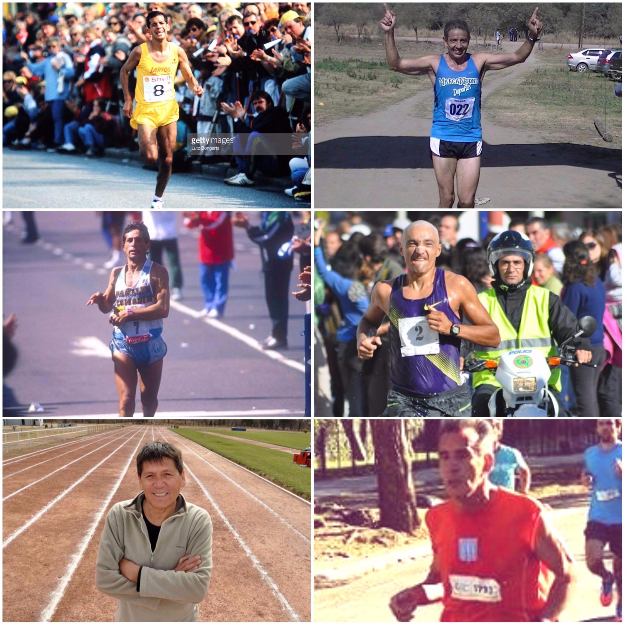 Mejores maratonistas argentinos Locos Por COrrer 01