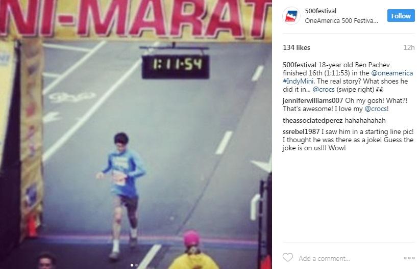 Crocs media maratón Locos Por Correr 02