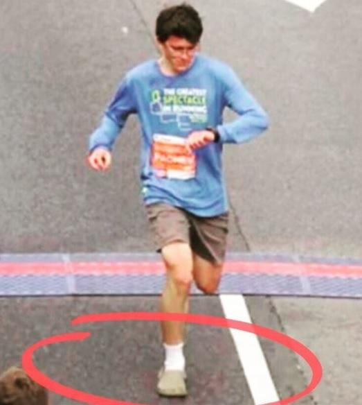 Crocs media maratón Locos Por Correr 04
