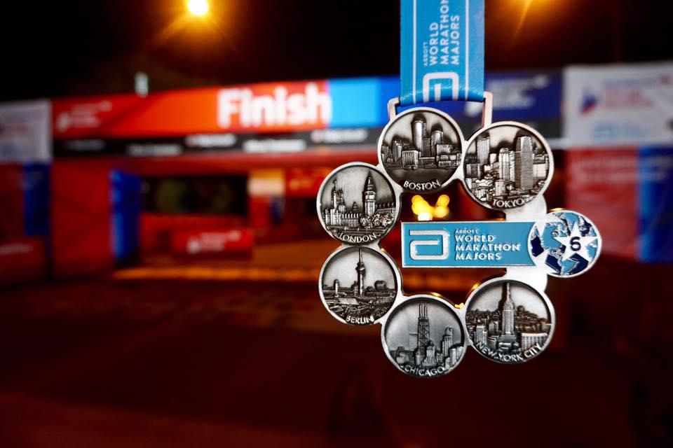Six Majors Medalla Locos Por Correr