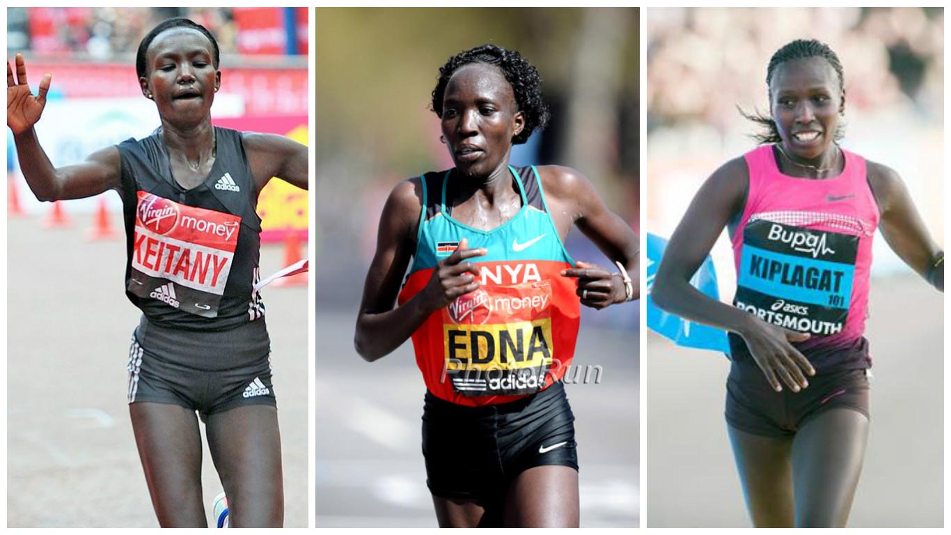 TEam Kenya damas