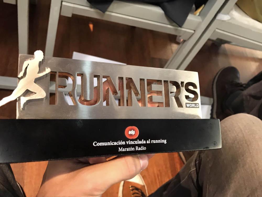 Maraton_Radio_recibe_el_Premio_EDP_Runners_World_de_comunicacion_vinculada_al_running_PremioComunicacion