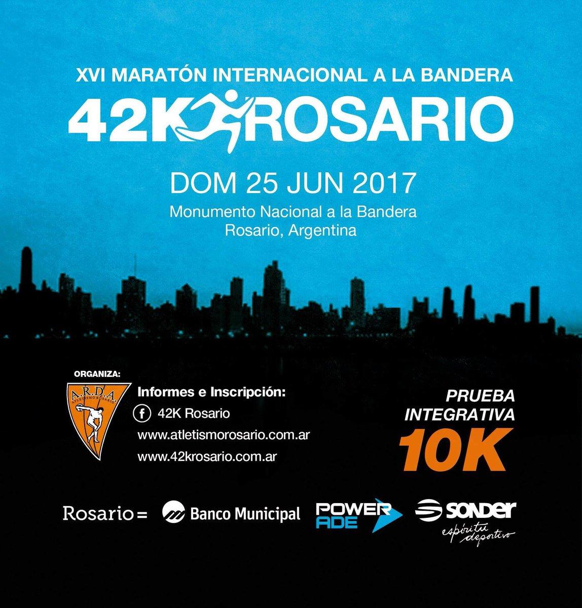 42k Rosario 2017 maraton de la bandera locos por correr 01