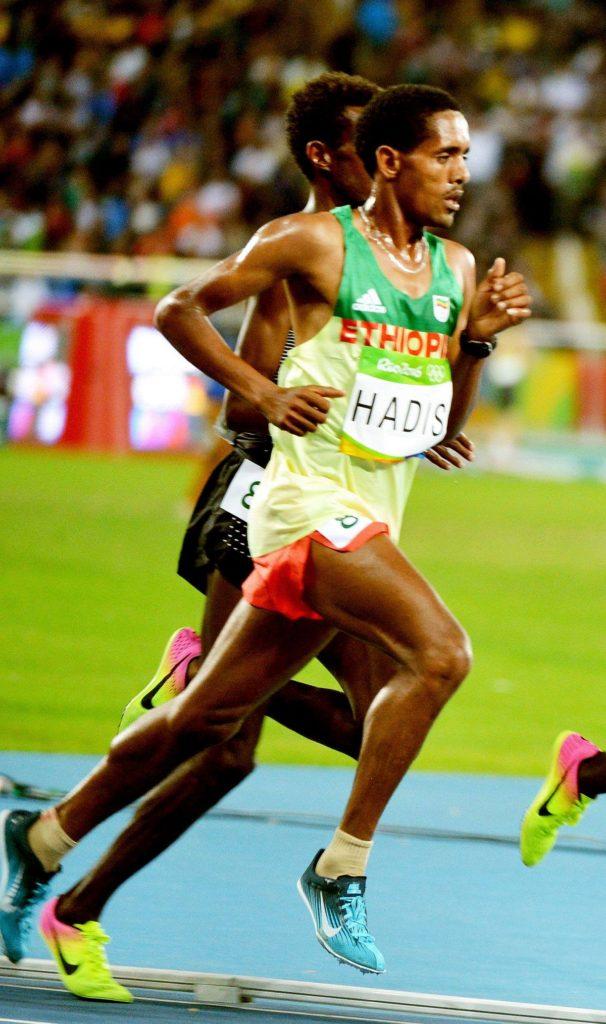 Abadis Hadis - Encabeza la lista de clasificados con: 27:08.26
