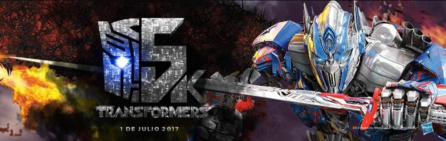 Carrera Transformers 2017 Locos Por Correr 04