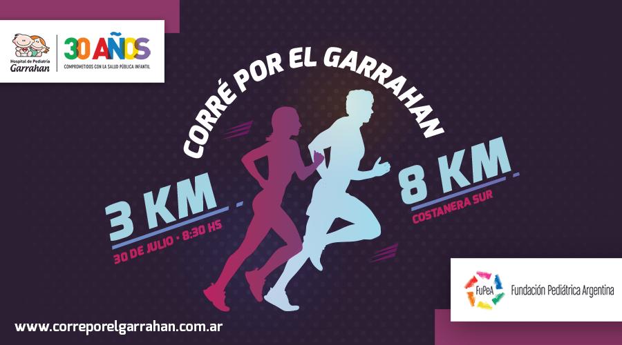 Corremos por el Garrahan 2017 fecha inscripciones fotos resultados calendario de carreras running Locos por correr 01