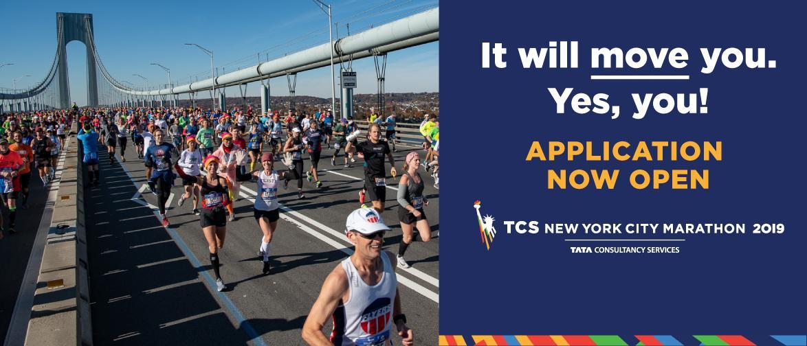 NEw York Marathon 2019 Sorteo de cupos lottery Locos Por Correr