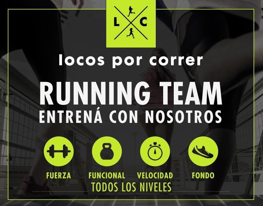 Locos Por Correr Running Team GEN