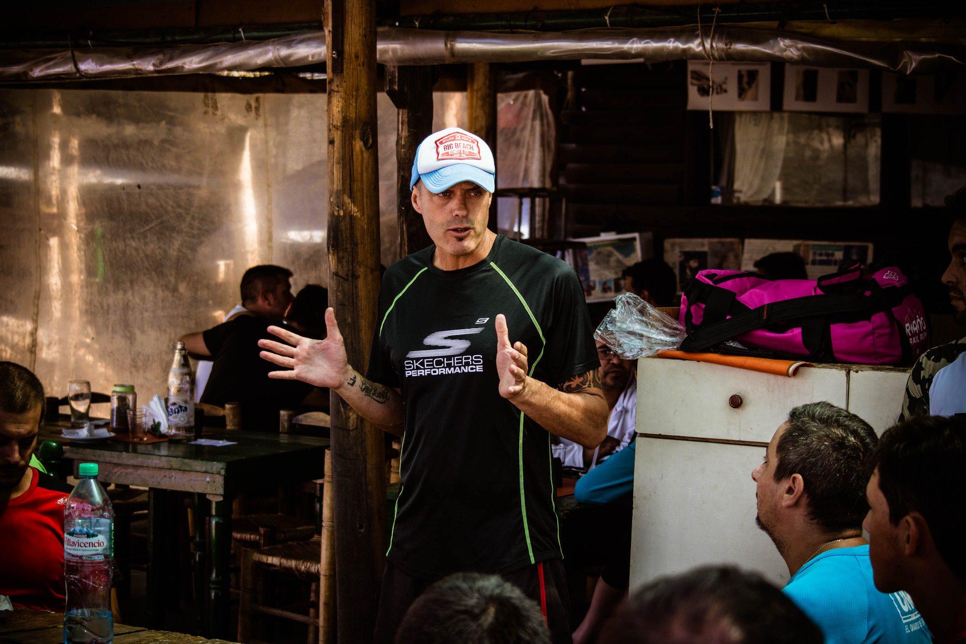 Diego Winitzky Running Trip Locos Por Correr