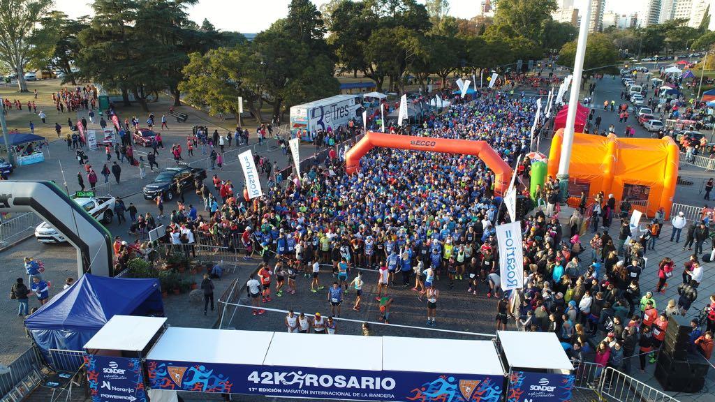 Maraton 42k Rosario 2018 Fotos resultados Locos Por Correr 05