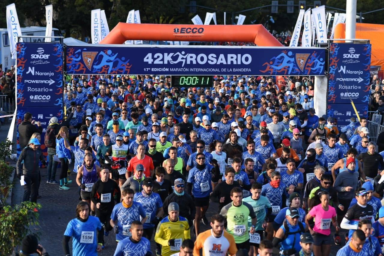 Maraton 42k Rosario 2018 Fotos resultados Locos Por Correr 06
