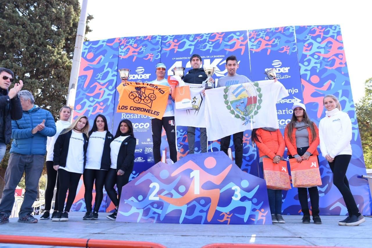 Maraton 42k Rosario 2018 Fotos resultados Locos Por Correr 07