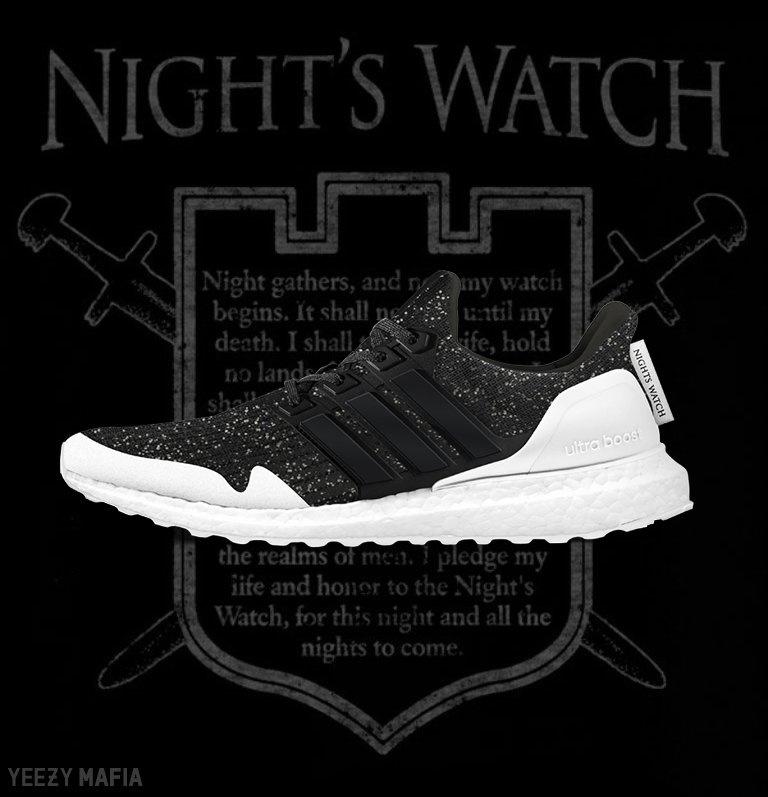 Zapatillas Adidas Games of thrones Locos Por Correr 06