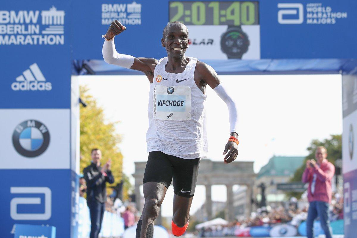 Eliud Kipchoge world record maraton Locos Por Correr 03