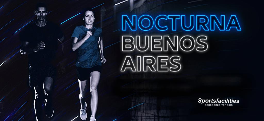 8K Nocturna Buenos Aires 2019 Fecha inscripciones fotos resultados Locos Por Correr 01